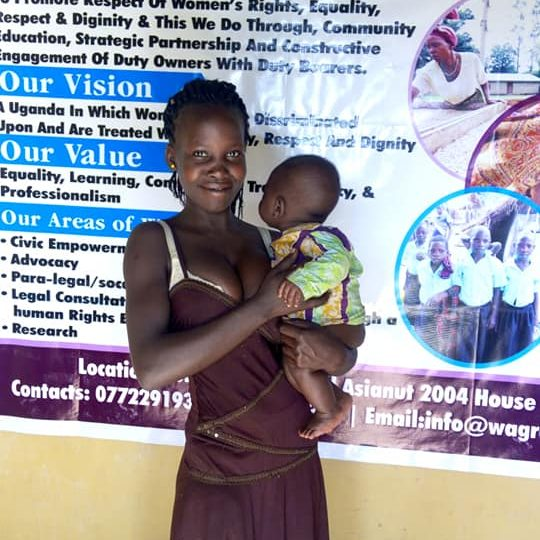 About Women and Girls Rights Advocacy Uganda